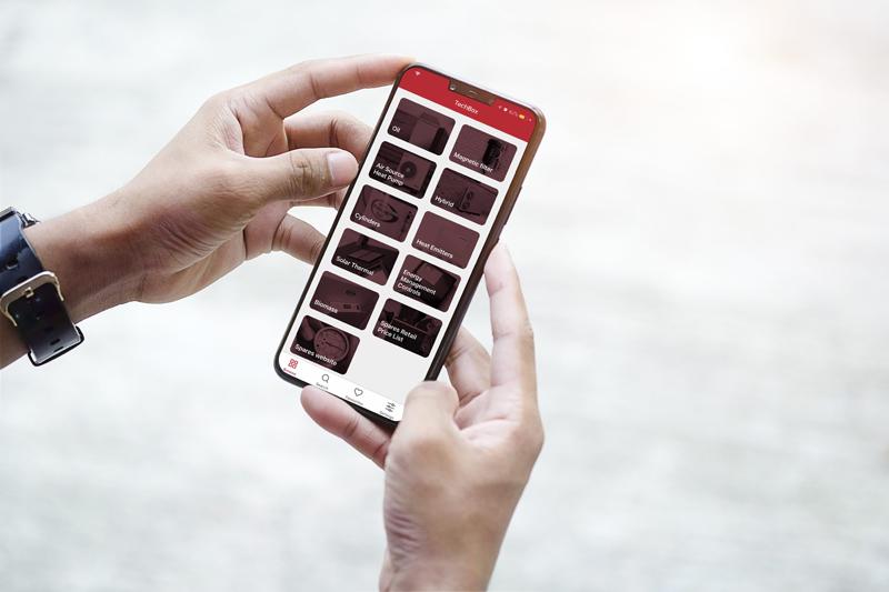 Grant updates TechBox App