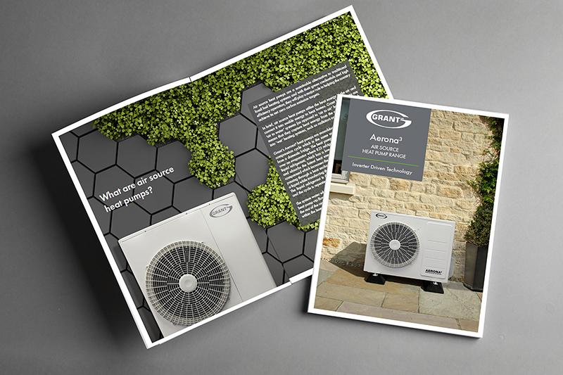 Grant UK publishes new heat pump brochure