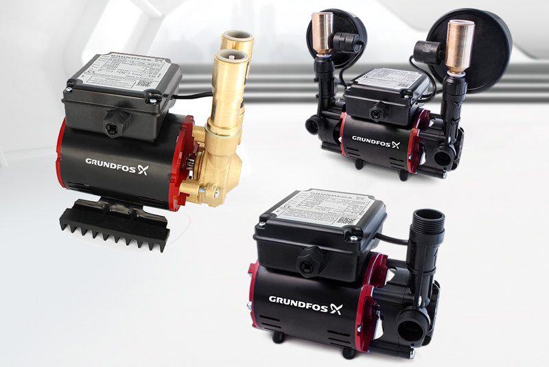 Grundfos reveals its diverse product offering