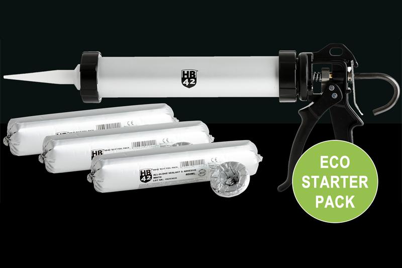 PRODUCT FOCUS: HB42 Eco-Foil Starter Pack