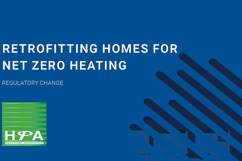 New HPA report outlines steps to decarbonise the heating industry in the next decade