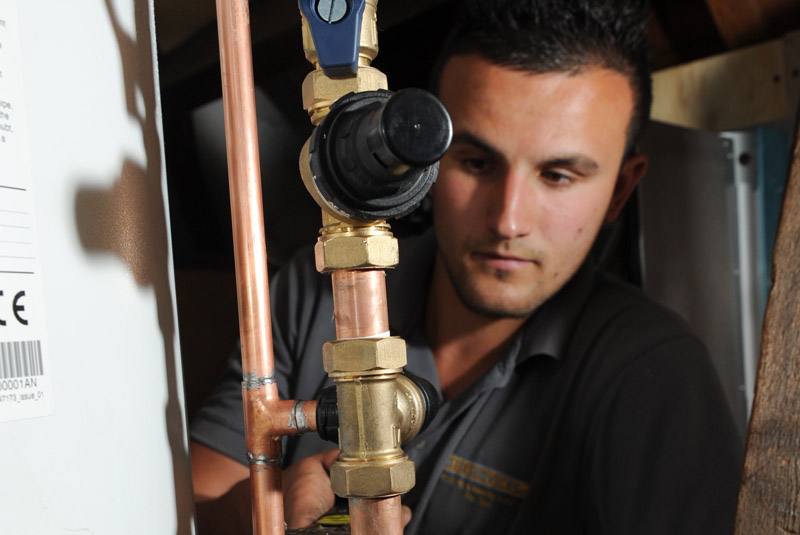 Heatrae Sadia discusses the evolution of water cylinders