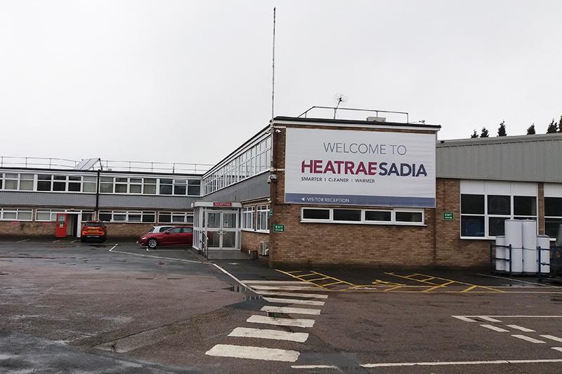 Lotus Cars to move to Heatrae Sadia's Norwich site