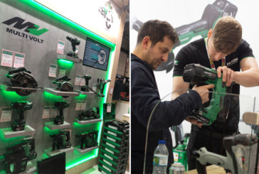 Trade In, Trade Up at Toolfair for some amazing HiKOKI money off deals!
