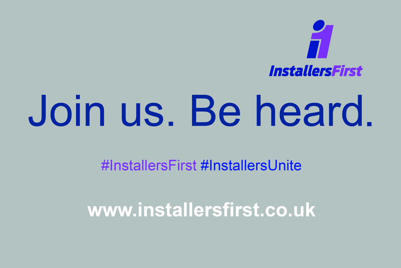 Installers First official launch
