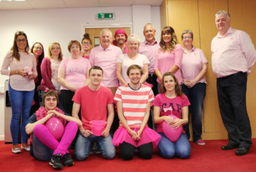 Inta turns pink for Breast Cancer Now