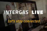 Intergas goes live in lockdown