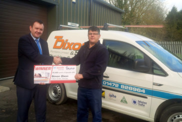 Hot prizes for winner of JG Speedfit UFH competition