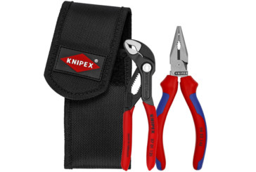 PRODUCT FOCUS: KNIPEX Mini Plier Sets