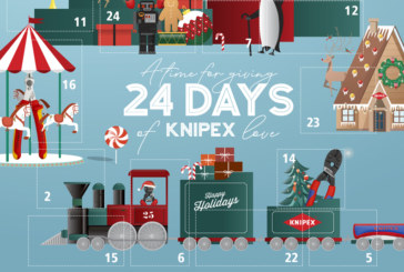 Prizes galore to be won with the KNIPEX advent calendar!