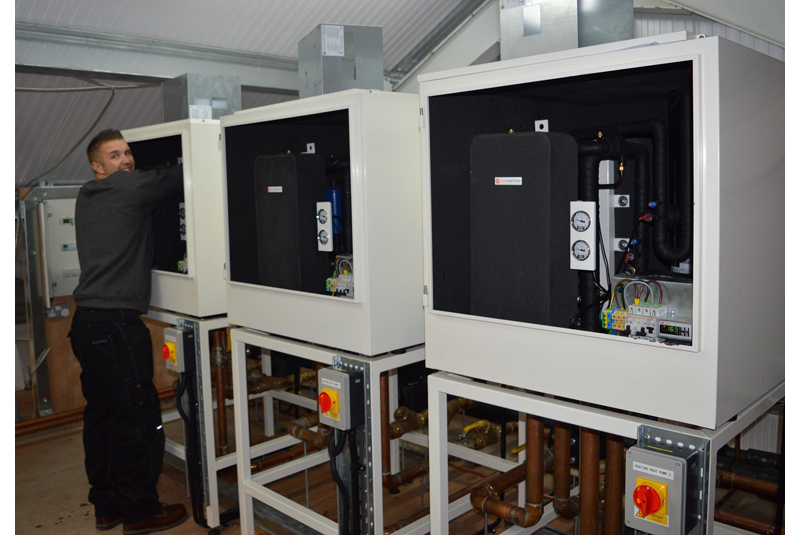Kensa Heat Pumps launches online resource
