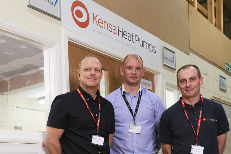 Kensa launches dedicated ground source learning facility