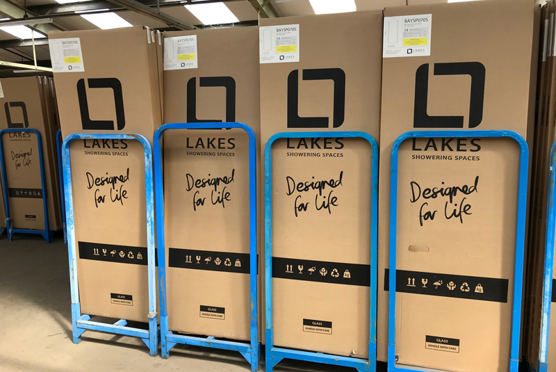 Lakes' new recyclable packaging shortlisted for UFEMAT award