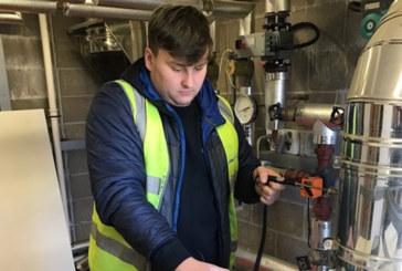 Kieran's apprenticeship journey with Landmarc