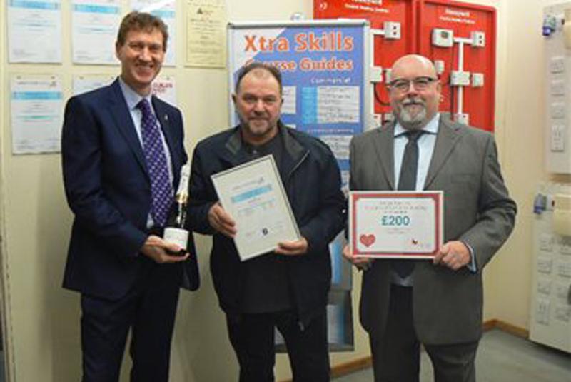 Logic Certification awards 200,000th certificate!