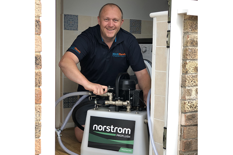 Specialist powerflush firm launches
