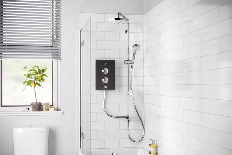 Dual outlet showers: Two heads are better than one