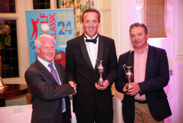 A stunning finale to the 2016 Golf Classic