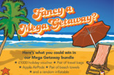 Megaflo Rewards launches Mega-getaway kit