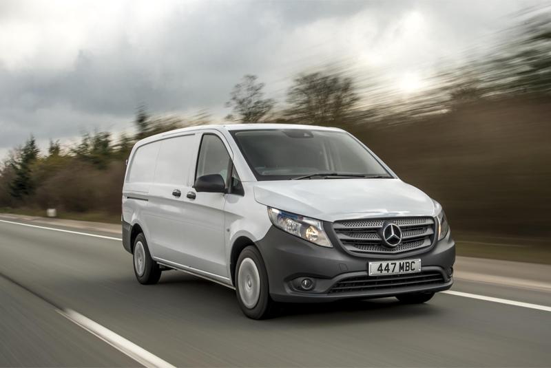 Mercedes-Benz Vans introduces Scrappage & Swappage scheme