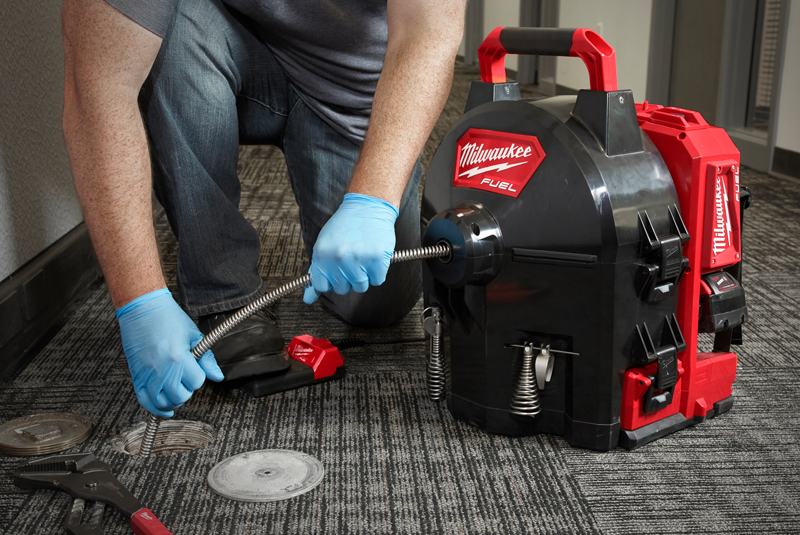 Product Focus Milwaukee M18 Drain Cleaner Phpi Online