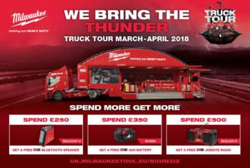 Milwaukee truck tour returns