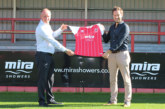 Mira Showers extends partnership with Cheltenham Town until 2022