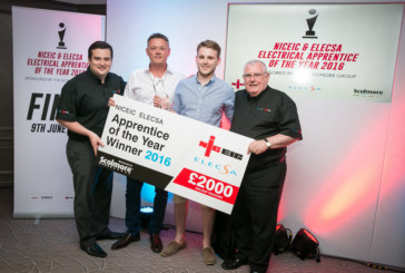 Electrical Apprentice of the Year search opens