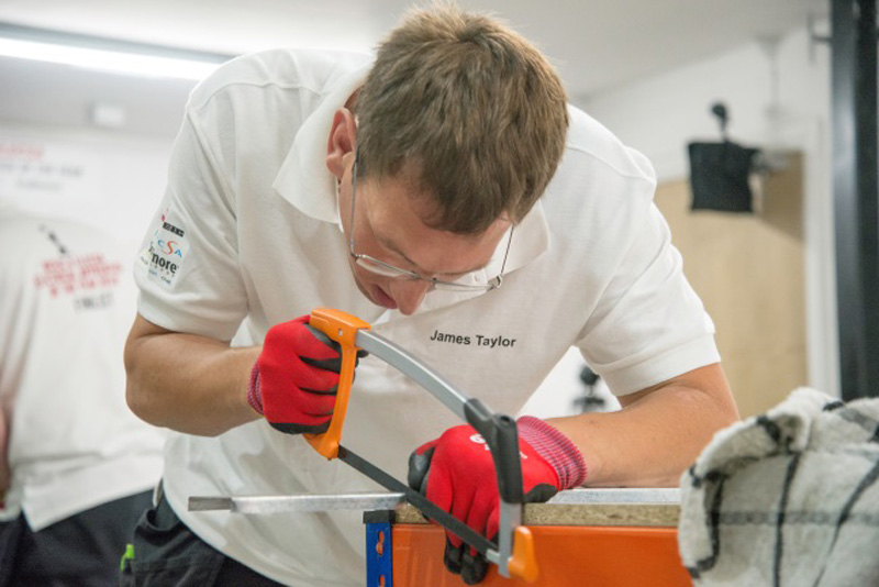 NICEIC and ELECSA close stage one of competition