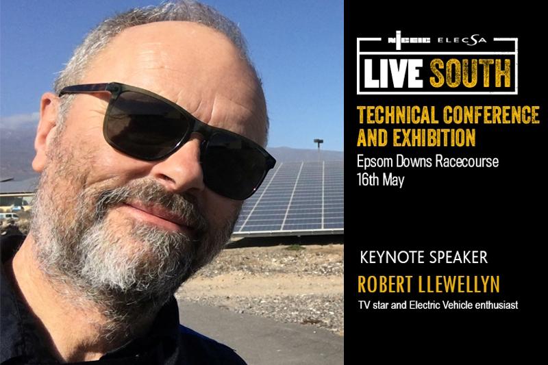 Live South keynote speaker announced