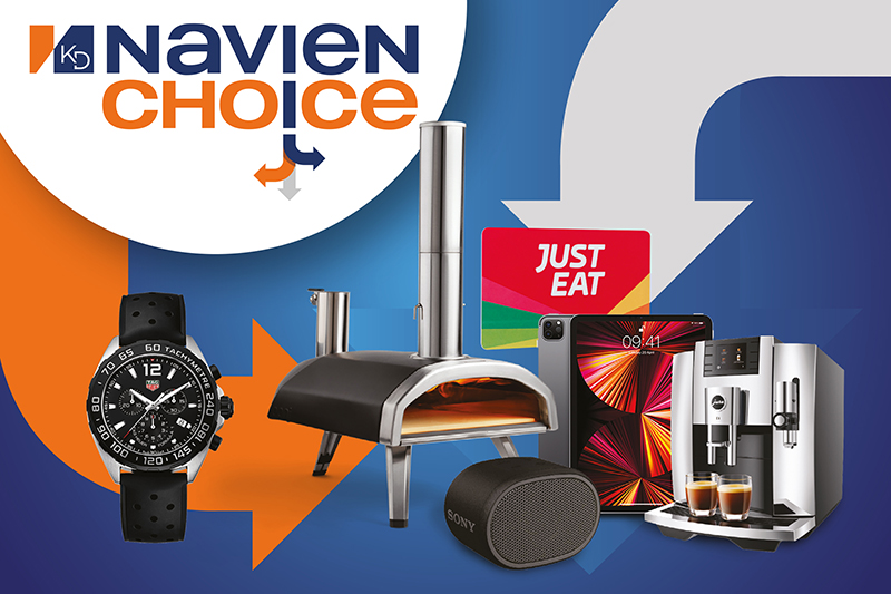 Get straight to the points with Navien's new loyalty scheme