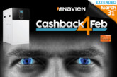 Navien extends oil boiler cashback offer