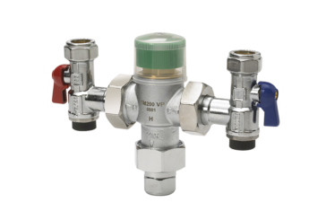 GIVEAWAY: Resideo Braukmann TM200VP Thermostatic Mixing Valve