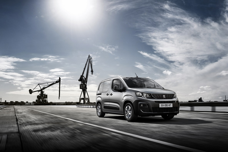 VEHICLE TEST: Citroen Berlingo/Peugeot Partner