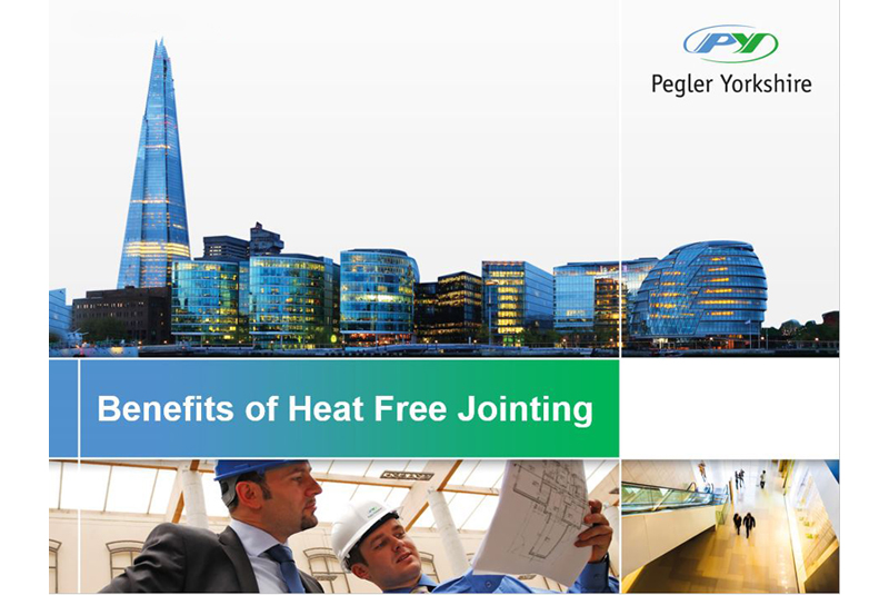 Pegler Yorkshire launches heat free jointing CPD Module