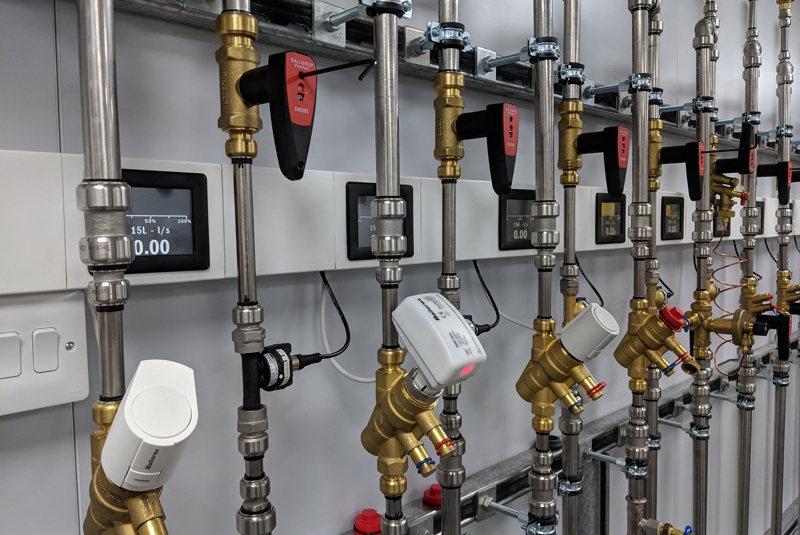 Specialised valve training centre created at Pegler