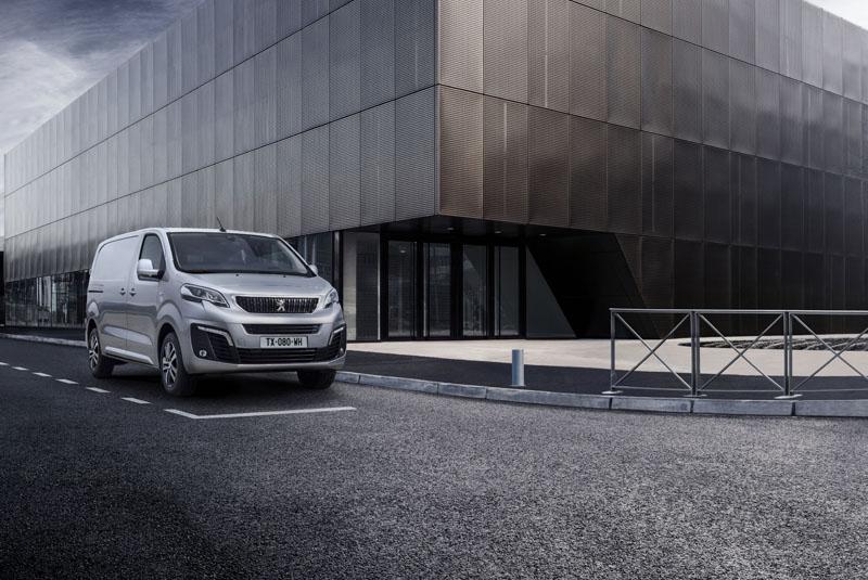 Vehicle Test: Peugeot Expert