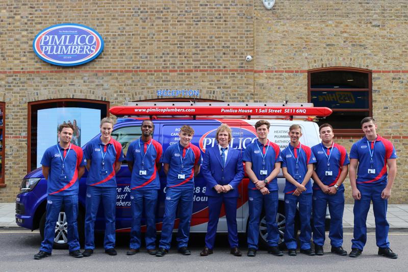 Pimlico Plumbers announces apprenticeship academy