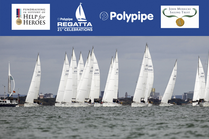 Polypipe Regatta raises thousands for charity