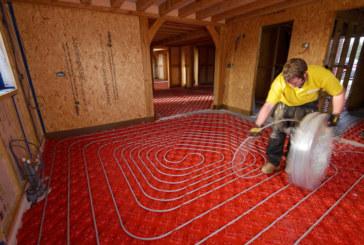 Why install underfloor?