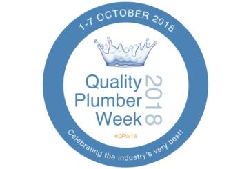 Quality Plumber Week kicks off