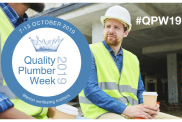 Quality Plumber Week 2019 gets underway
