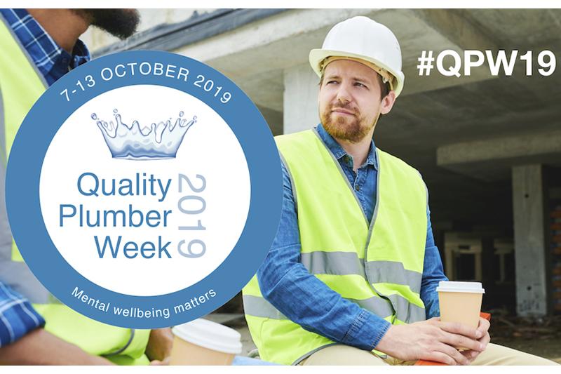 Quality Plumber Week 2019 gets underway