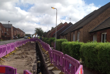 Rehau used for replacement district heating project