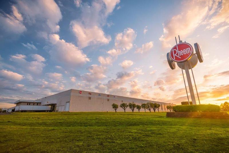 Rheem acquires Intergas