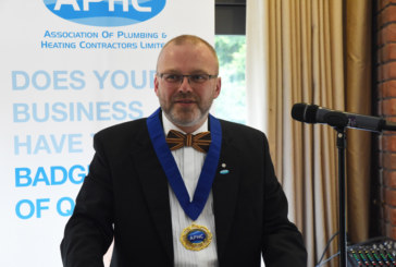New APHC President champions the merits of membership