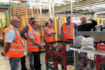 Installers head to Italy to learn more about low NOx burners