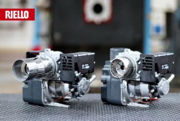 Riello's installer videos for RDB BX low NOx burners