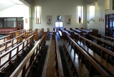 Rinnai provides church with heat