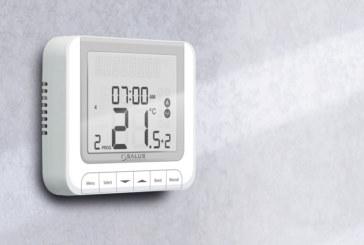 SALUS launches Boiler Plus compliant thermostat range